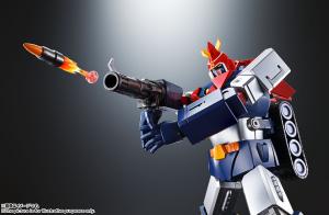 Chogokin DX-04 Volt in Box VOLTUS V by Bandai Tamashii