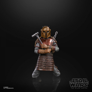 Star Wars Black Series Action Figure: The Armorer (The Mandalorian) by Hasbro