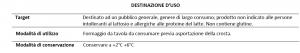 Formaggio Caciottina ai Fiori - 400gr