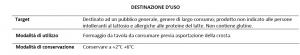 Formaggio Caciottina alle Mandorle - 400gr