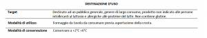 Formaggio Caciottina al Tartufo - 400gr