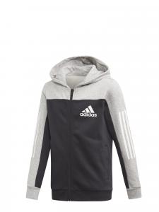 Felpa Adidas Bambino - Grigia e nera ADIDAS  - ed6516