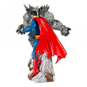 DC Multiverse: SUPERMAN vs DEVASTATOR (Dark Nights: Metal) by McFarlane Toys