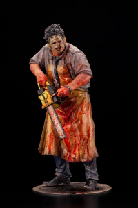 *PREORDER* Texas Chainsaw Massacre ARTFX+: LEATHERFACE SLAUGHTERHOUSE ver. 1/6 by Kotobukiya