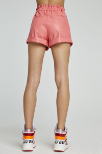 Short Valentina in ecopelle Aniye By