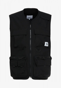 Giacca Carhartt Elmwood Vest Black