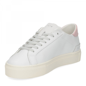 D.a.t.e. Vertigo calf white pink-4