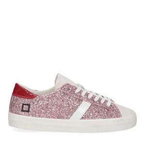 D.A.T.E. Hill Low glitter pink-2