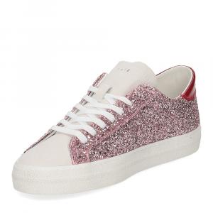 D.A.T.E. Hill Low glitter pink-4