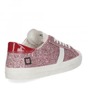 D.A.T.E. Hill Low glitter pink-5