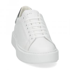 D.A.T.E. Sfera calf white black-3
