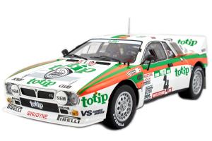 Lancia 037 Rally Portugal 1985 Totip 1/18 Kyosho