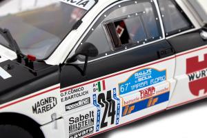 Lancia 037 Rally 1983 Rally Sicilia Targa Florio Winner Wurth 1/18 Kyosho