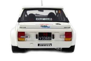Fiat 131 Abarth #2 Sanremo 1980 1/18 Kyosho