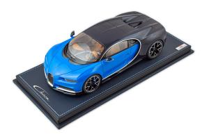 Bugatti Chiron Le Patron Light Blue Sport 1/18 MR
