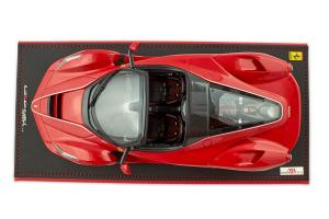 LaFerrari Open Top Paris Ms2016 Rosso Corsa - Argento Nurburgring 1/18 MR