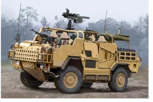 Jackal 1 High Mobility Weapon Platform