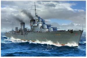 Russian Destroyer Taszkient 1942