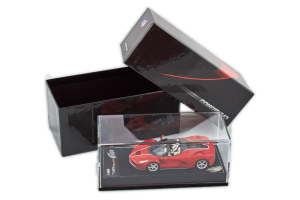 Ferrari LaFerrari Aperta 2016 Rosso Corsa Opaco Ltd 48Pcs 1/43