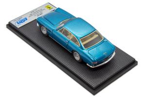 Ferrari 330 Gt 2+2 S/n 7161 Gt - 1965 Met. Blue Personal Car Enzo Ferrari 1/43 Bbr