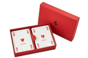 Ferrari Poker Playing Cards