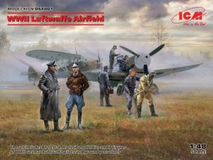 WWII Luftwaffe Airfield