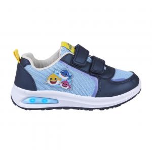 Scarpe Baby Shark con luci Sneakers Primavera Estate 2021