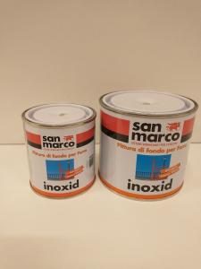 FONDO ANTIRUGGINE GRIGIO INOXID SAN MARCO
