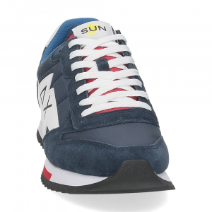 Sun68 Niki solid Z31118 navy blue-3