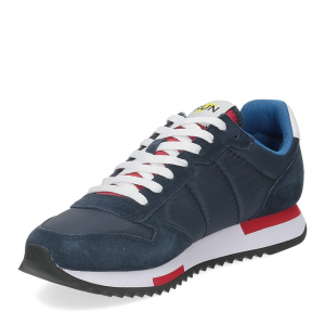 Sun68 Niki solid Z31118 navy blue-4
