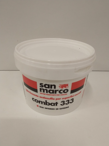ISOLANTE SPECIALE ANTIMUFFA COMBAT 333 ML.500 SAN MARCO
