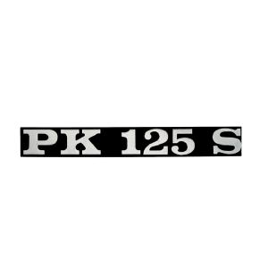 142720670 TARGHETTA LATERALE VESPA PK 125 S PIAGGIO