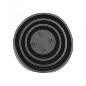 Coperture Gomma Antipolvere Conversione Fari Led Retraibile Da 50mm a 105mm 2PZ