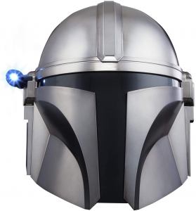Star Wars Black Series Premium Electronic Helmet:​​​​​​​ The Mandalorian by Hasbro