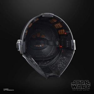 *PREORDER* Star Wars Black Series Premium Electronic Helmet: The Mandalorian by Hasbro