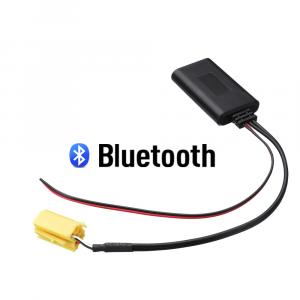 Ricevitore Bluetooth Aux Adattatore Autoradio Blaupunkt Vivavoce MP3 Smartphone