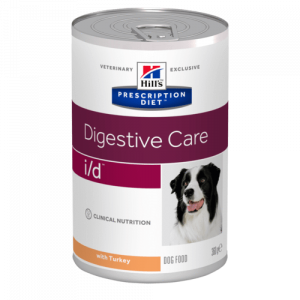 Hill's - Prescription Diet Canine - i/d - 360g x 12 lattine