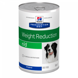Hill's - Prescription Diet Canine - r/d - 350g x 12 lattine