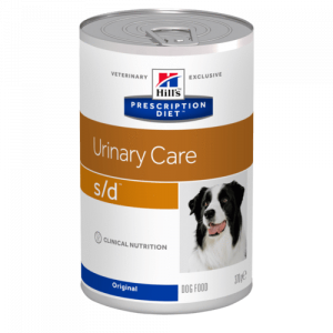 Hill's - Prescription Diet Canine - s/d - 370g x 12 lattine