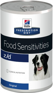 Hill's - Prescription Diet Canine - z/d - 370g x 12 lattine