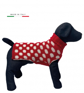 Fashion Dog - Maglioncino a Quadri