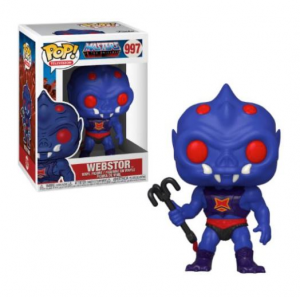 Funko Pop 997: WEBSTOR Masters of the Universe
