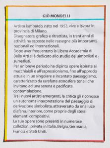 Mondelli Giò Piccole emozioni Serigrafia e Litografia Form. cm 25x25