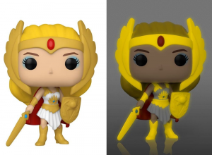 Funko Pop 38: SHE-RA Limited Glow in the Dark Masters of the Universe