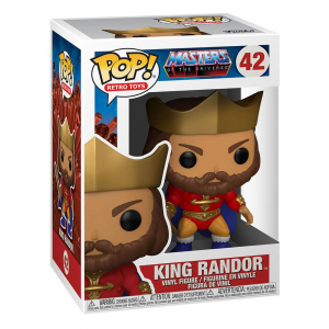 Funko Pop 42: KING RANDOR Masters of the Universe