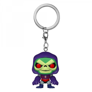 Funko Pocket Pop Keychain: TERROR CLAWS SKELETOR Masters of the Universe