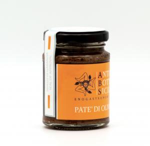 Paté di olive nere 90 grammi