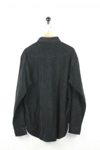 Camicia velluto millerighe