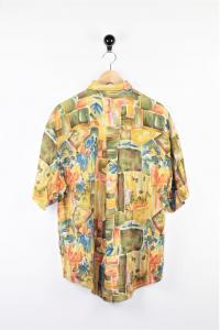 Camicia fantasia colorata