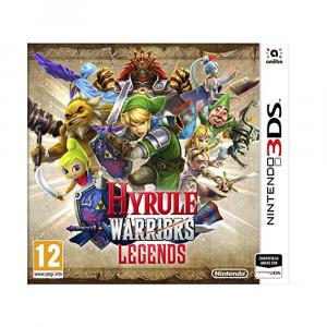 Hyrule Warriors Legends - Usato - 3DS